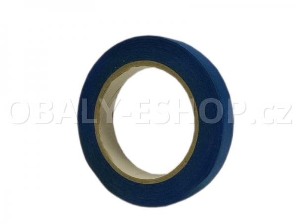 Krepová maskovací páska 19mmx50m K62 BlueMask Modrá