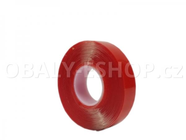Oboustranná lepicí akrylová páska 19mmx5m A100