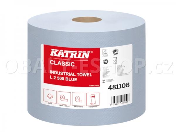 Utěrka Katrin 481108 Classic L2 Blue 500