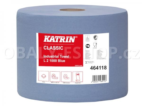 Utěrka Katrin 464118 Classic L 2 Blue 1000
