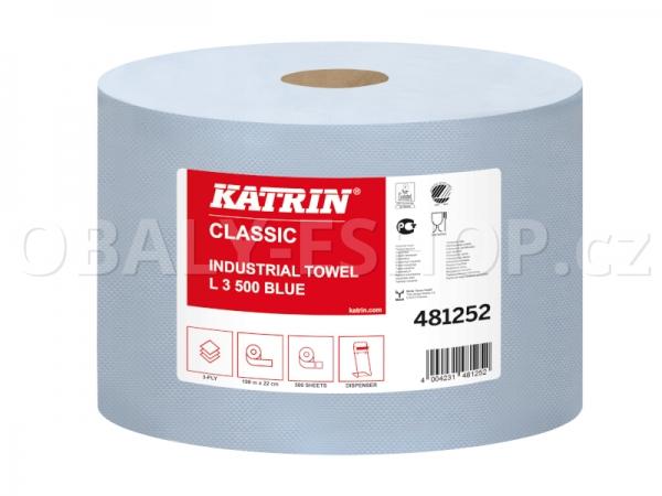 Utěrka Katrin 481252 Classic L 3 Blue 500