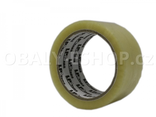 Lepicí páska LP2 48mmx66m Transp. Hotmelt 42 µm