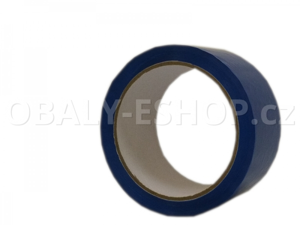 Lepicí páska LP1 48mmx66m Modrá Akryl 40µm