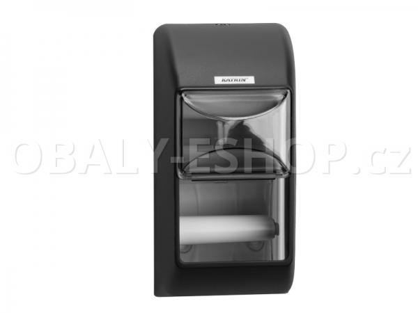 Zásobník toaletního papíru Katrin 104452 Černý