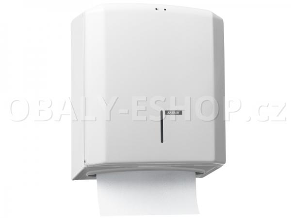 Zásobník ručníků Z-Z Katrin 988113 M  kovový bílý