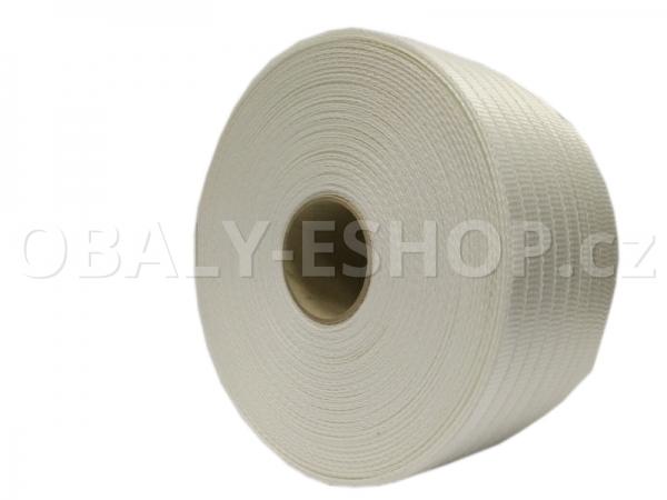 Vázací  páska PES 13mmx1100m pletená SW40