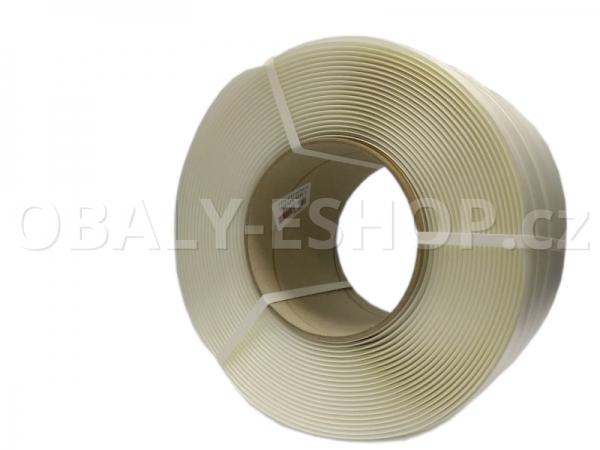 Vázací  páska PES 34mmx400m kompozitní CS105