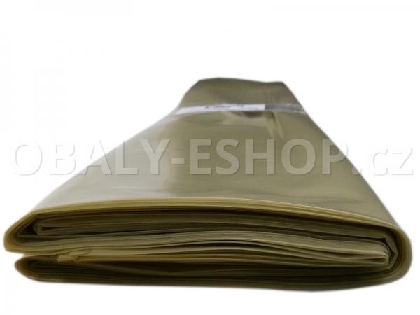 Pytel LDPE  100x140cm 150µm Transparentní