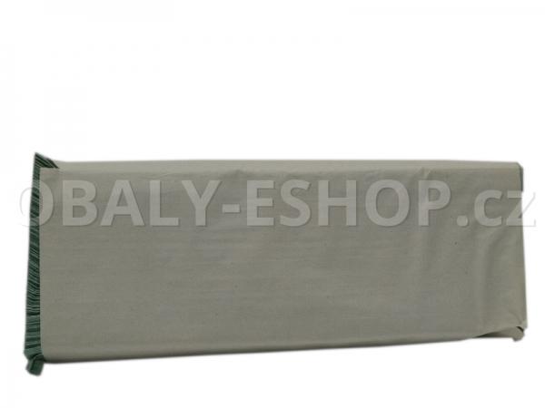 Ručník papírový Z-Z Basic 1 vrstvý zelený / 250ks/balení