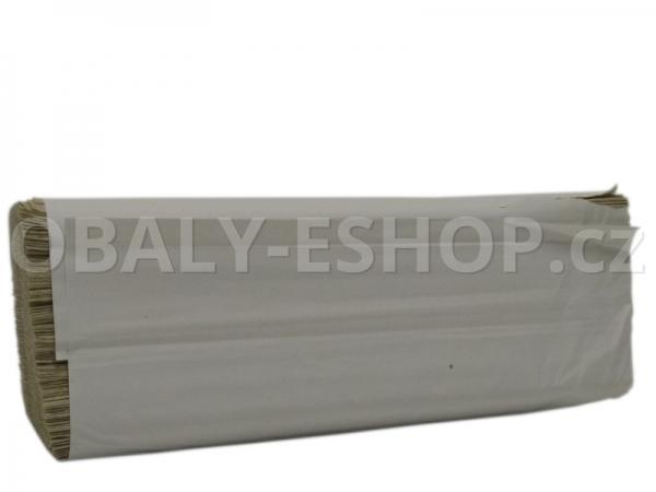 Ručník papírový Z-Z Basic 1 vrstvý šedý / 250ks/balení