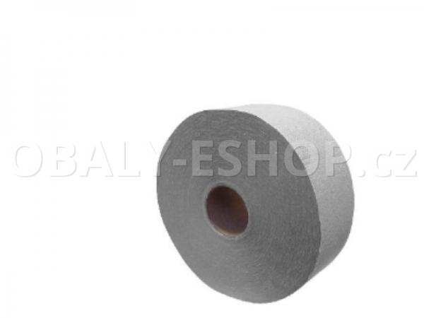 Toaletní papír Jumbo  průměr 240mm 1 vrstvý recyklovaný