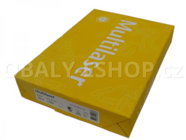 Papír Xero A4 80g Multilaser B+