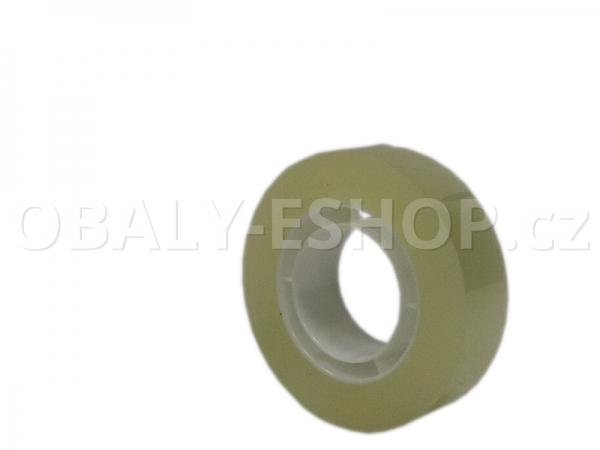Kancelářská lepicí páska 15mmx33m EAN Transparentní