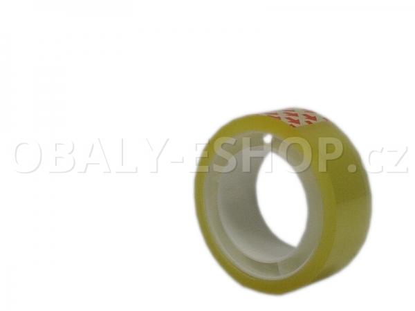 Kancelářská lepicí páska 15mmx10m EAN Transparentní