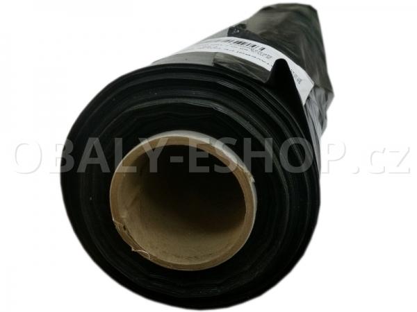 Stavební fólie LDPE 2mx50m /100m2 T60 Černá