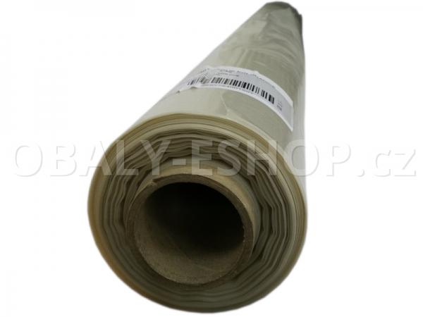 Stavební fólie LDPE 2mx50m /100m2 T60 Transparentní