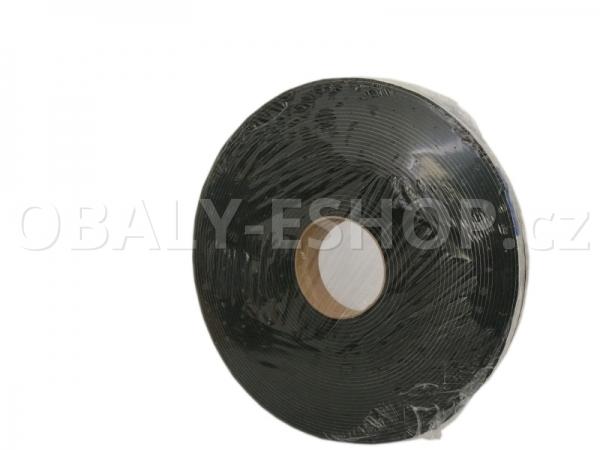 Těsnicí páska EPDM  9x3mmx20m Kaučuk Černá