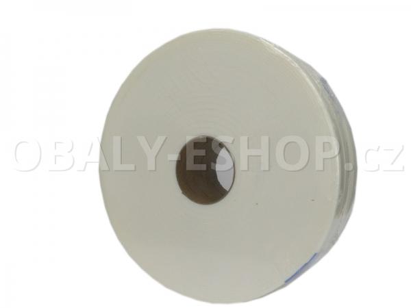 Těsnicí páska GLASERFIX111 19x3mmx25m PE Bílá