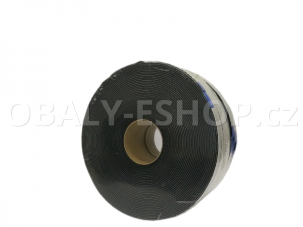 Těsnicí páska EPDM 12x3mmx20m Kaučuk Černá
