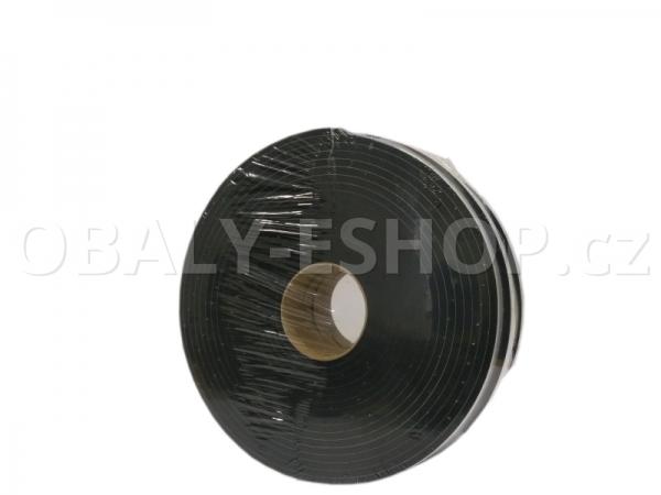 Těsnicí páska EPDM 19x6mmx10m Kaučuk Černá