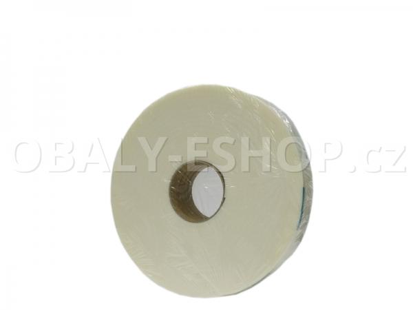 Těsnicí páska GLASERFIX111  6x2mmx25m PE Bílá