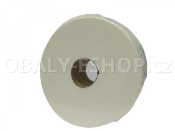 Těsnicí páska GLASERFIX111  9x6mmx10m PE Bílá