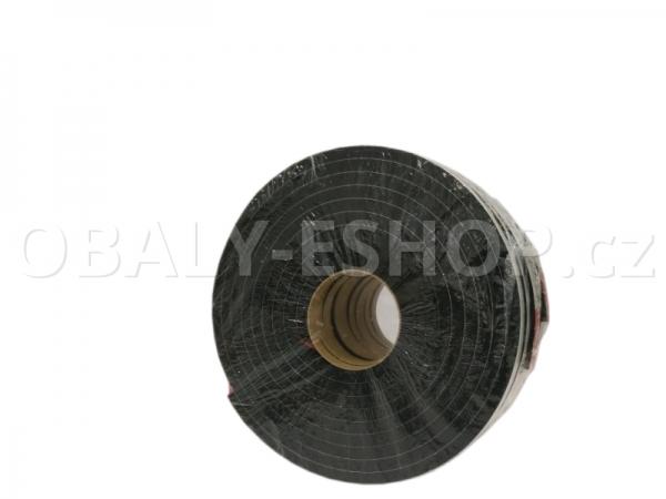 Těsnicí páska EPDM 12x10mmx5m Kaučuk Černá