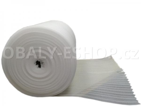 Pěnový polyetylén v roli 1000mmx2,0mmx100m