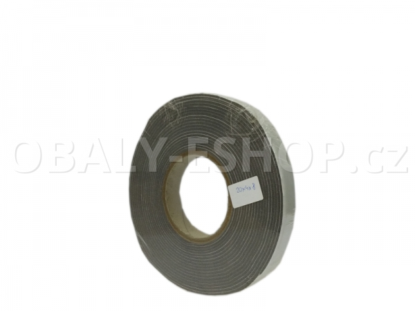 Těsnicí páska 20x4mmx8m Expanzivní  ECO