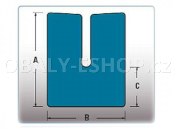 Profil pěnový PE RS 30-40 délka 2 m