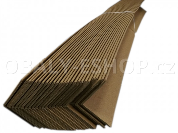 Hrana papírová 50x50x3mm / 2000mm