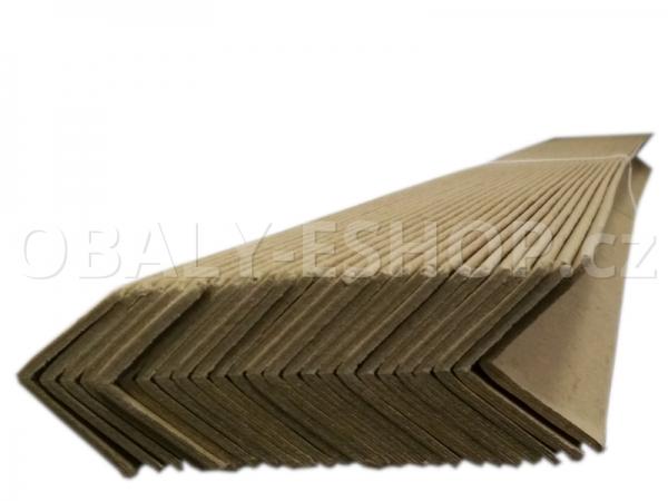 Hrana papírová 45x45x3mm / 1000mm