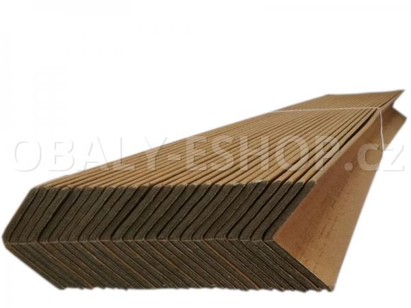 Hrana papírová 50x50x5mm / 1000mm