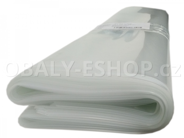 Pytel LDPE  600x900mm Transparentní 150µm