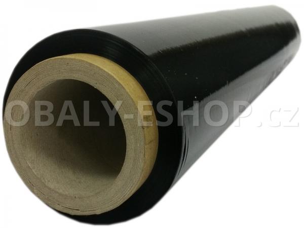 Stretch fólie ruční 50cmx23µm 2,1kg Černá