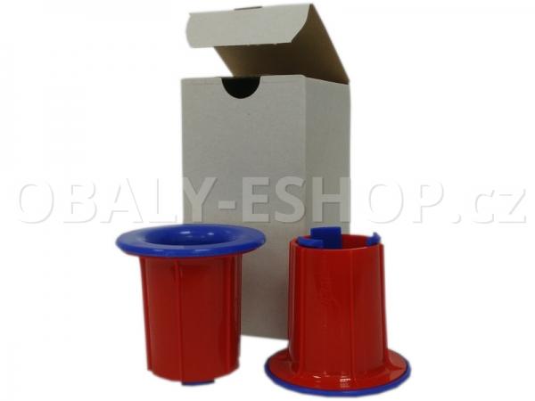 Odvíječ průtažné fólie plast 2 ks