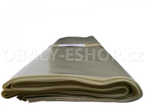 Pytel LDPE  130x200cm 150µm Transparentní