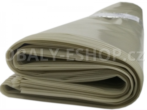 Pytel LDPE   70x110cm200µm Transparentní