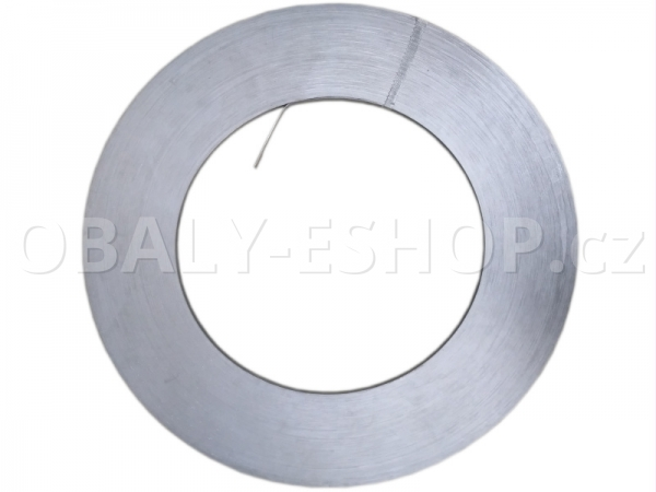 Vázací páska Ocelová 16x0,5mm / 350 mm