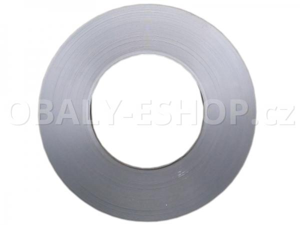 Vázací páska Ocelová 20x0,5mm / 280 mm