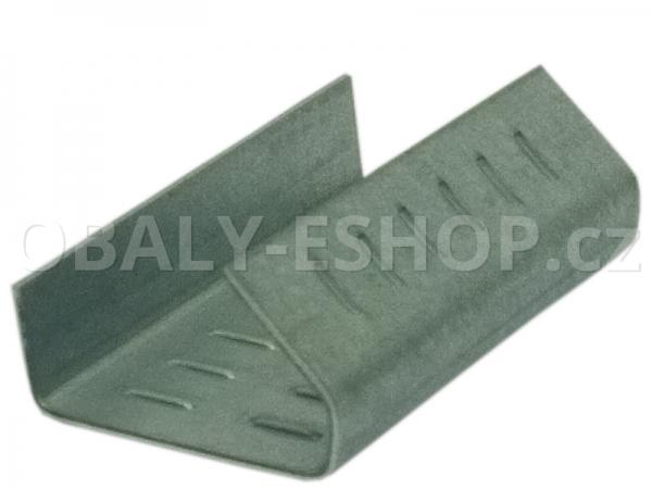 Spona ocelová 12 mm C 2 Rastr