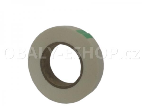 Oboustranná lepicí páska pěnová PA431 19x0,8mmx 5m Bílá