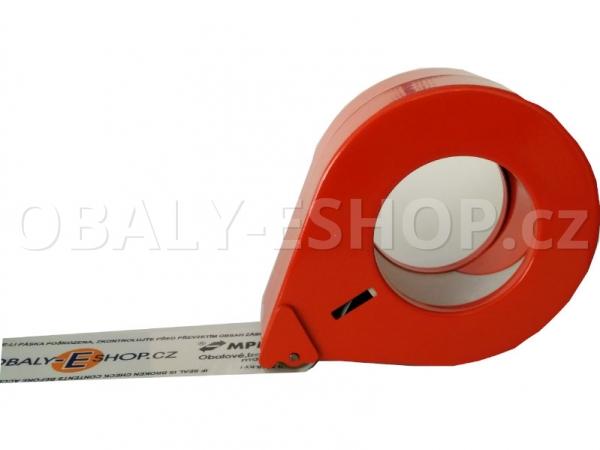 Zavírač kartonů ruční 50mm H50/kruhový RING