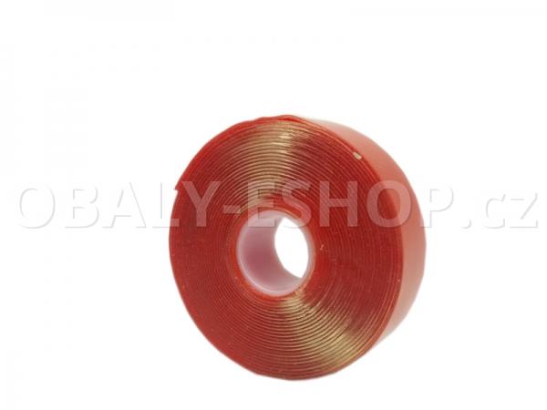 Oboustranná lepicí akrylová páska 25mmx5m A100
