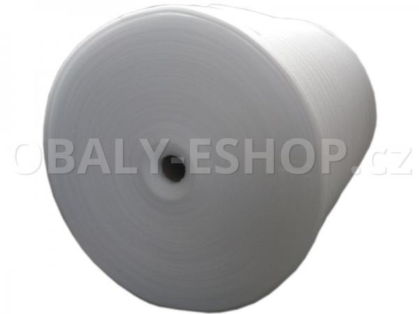 Pěnový polyetylén v roli 1000mmx2,0mmx250m