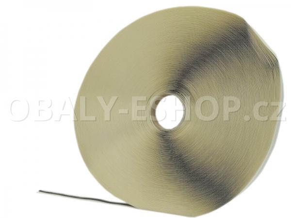 Oboustranná lepicí páska butylkaučuková 390  4mmx1,0mmx55m