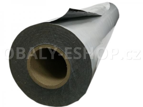 Ochranná fólie PE183 UV 1000mmx200m Bílo-černá 75µm