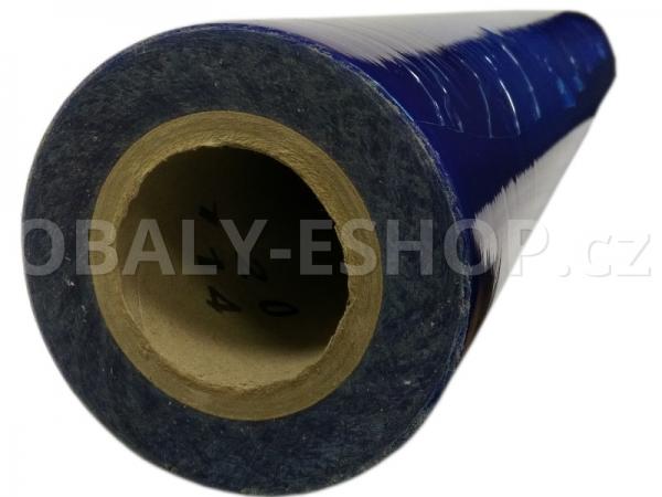 Ochranná fólie PE78H 1000mmx200m Modrá 45µm