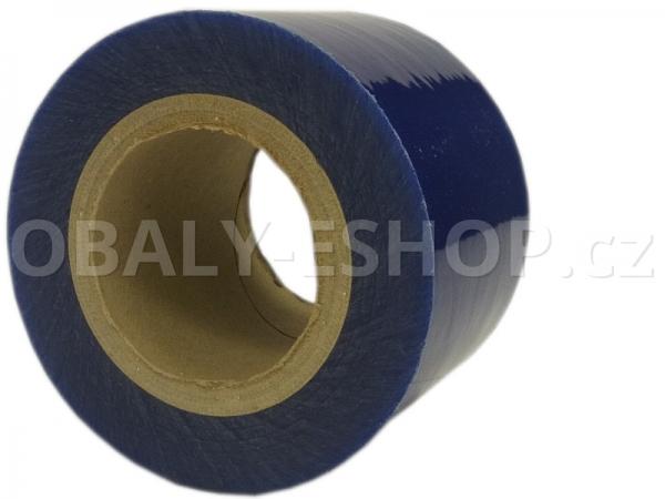 Ochranná fólie PE78H  100mmx200m Modrá 45µm