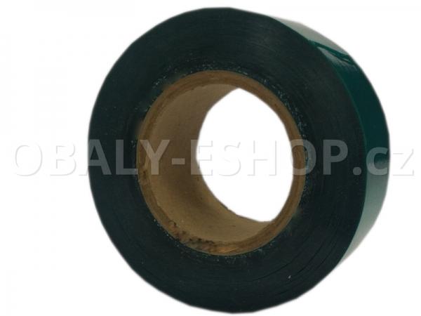 Ochranná fólie PE98H  100mmx200m  Zelená 50µm